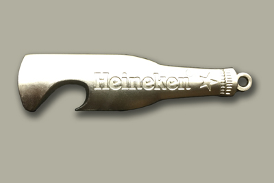 bottle opener custom shape