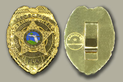 police badge custom badges